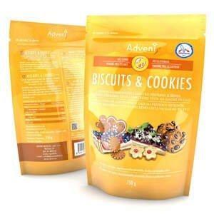 Adveni Bezlepková samokypřící směs biscuit & cookies 750 g