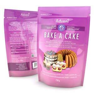 Adveni Bezlepková směs bake & cake 750 g