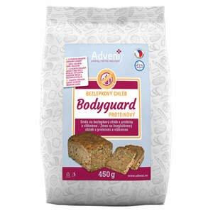 Adveni Bezlepkový chléb Bodyguard 450 g