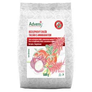 Adveni Bezlepkový chléb Talián s amarantem 500 g