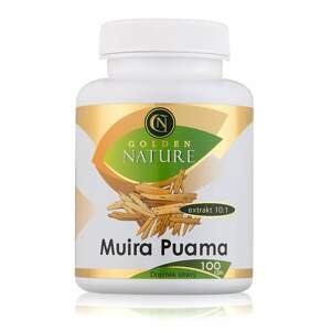 Golden Nature Muira Puama 100 tablet