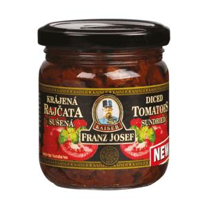 Franz Josef Kaiser Rajčata sušená v oleji 210 ml