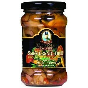 Franz Josef Kaiser Směs lesních hub v sladkokyselém nálevu 314 ml (280 g)