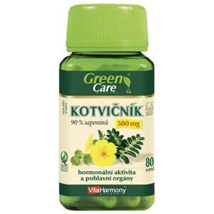VitaHarmony Kotvičník 500 mg 90 % saponinů 80 tablet