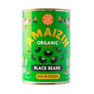 Amaizin Fazole černá sterilovaná BIO 400 g