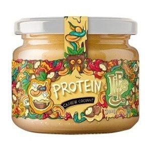 LifeLike Proteinové máslo kešu/kokos 300 g