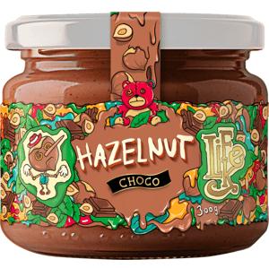 LifeLike Lískooříškový krém s čokoládou 300 g