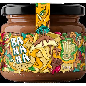LifeLike Twister Banán 300 g