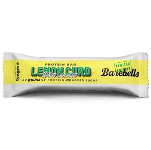 Barebells Protein Bar bílá čokoláda/citron 55 g