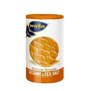 Wasa Delicate Rounds sezam 235 g