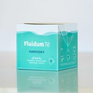 Fluidum Té Harmony BIO 10 ks