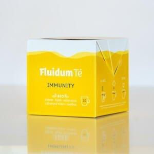 Fluidum Té Immunity BIO 10 ks