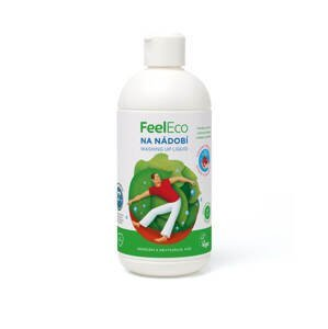 Feel Eco Prostředek na nádobí, ovoce a zeleninu 500 ml