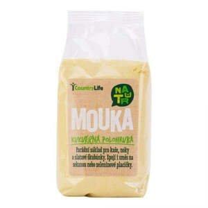 Country Life Mouka kukuřičná polohrubá 400 g