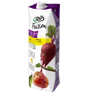 Rio Fusion jablko - červená řepa 1 l