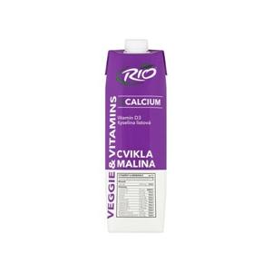 Rio Vitamín červená řepa - malina 1l