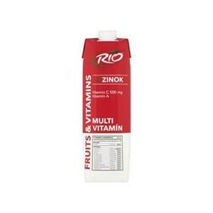 Rio Fruits & vitamins multivitamín 1l