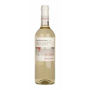 Vajbar Rulandské bílé jakostní víno suché 0,75