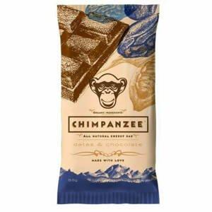 Chimpanzee Energy bar Datle - Čokoláda 55 g