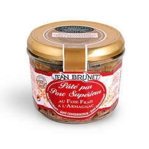 Jean Brunet Paštika z vepřových jater s Armagnacem 180 g