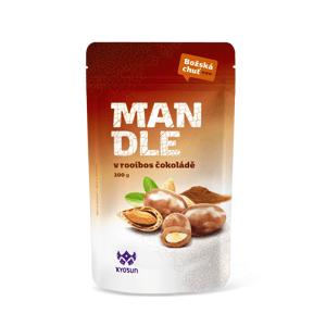 Matcha Tea Kyosun mandle v rooibos čokoládě 100 g