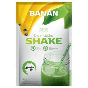 Matcha Tea Shake BIO Banán 30 g
