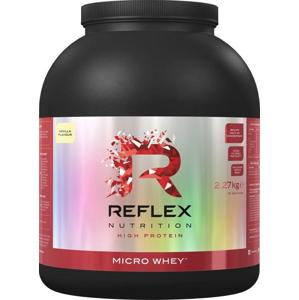 Reflex Nutrition Micro Whey 2270 g - jahoda expirace