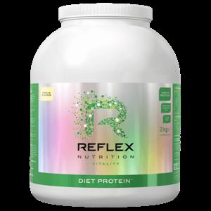 Reflex Nutrition Diet Protein 2000 g - čokoláda expirace
