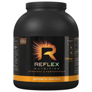 Reflex Nutrition Growth Matrix 1890 g - čokoláda expirace
