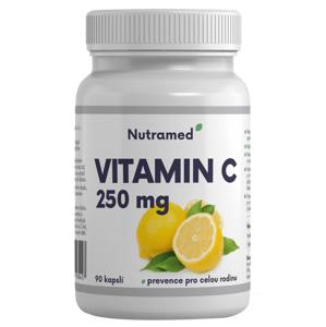 Nutramed Vitamín C 250 mg 90 kapslí