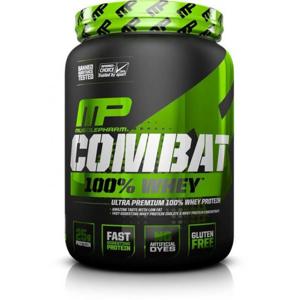 MusclePharm Combat 100% Whey 1814 g - vanilka expirace