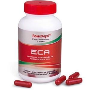 VemoHerb ECA 90 kapslí - expirace