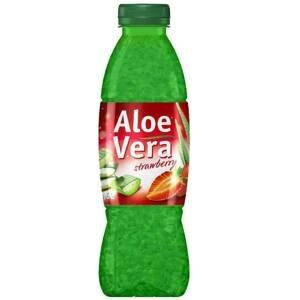 Rio Fusion Aloe vera Jahoda 0,5 l