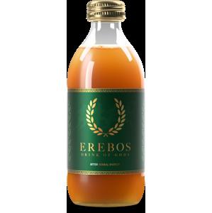 Erebos Bitter Přírodní energetický nápoj 330 ml - expirace