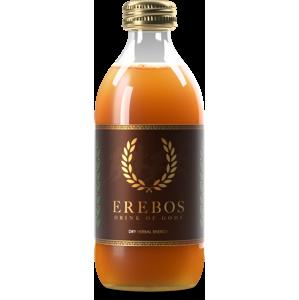 Erebos Dry Přírodní energetický nápoj bez cukru 330 ml - expirace