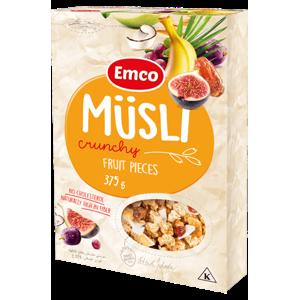 Emco Musli fruits 325 g - expirace
