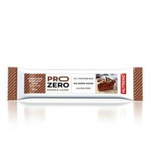 Nutrend Prozero 65 g - čokoládovo-oříškový koláč