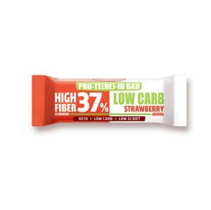LeGracie PRO-TE(BE)-IN BAR LOW CARB Jahoda 35 g