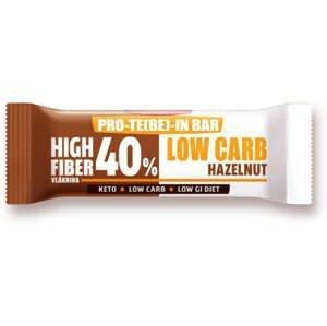 LeGracie PRO-TE(BE)-IN BAR LOW CARB Lískový ořech 35 g