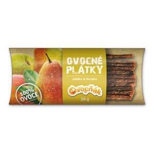 Ovocňák Plátky jablko - hruška 20 g