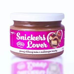 Ladylab SNICKERS LOVER arašídové máslo 250 g