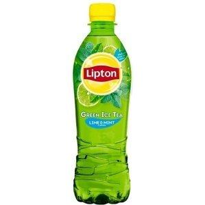 Lipton Ice Tea Green lime & mint 500 ml