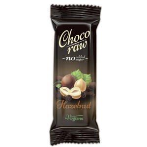 Živan ChocoRaw hazelnut 55 g