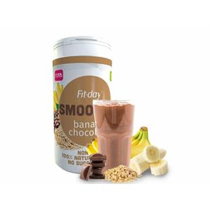 Fit-day Smoothie ovesné vločky/banán/čokoláda 900 g