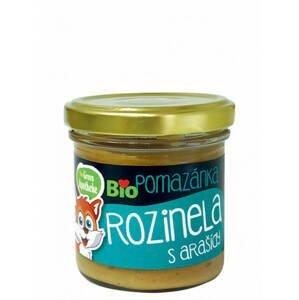 Green Apotheke Pomazánka BIO Rozinela s arašídy 140 g