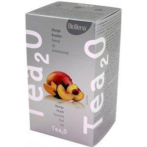 Biogena Tea2O Mango & Broskev 20 sáčků