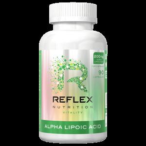 Reflex Nutrition Alpha Lipoic Acid 90 kapslí - expirace