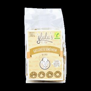 Glulu's Grissini semínkové 100 g - expirace