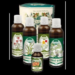 Naděje - Podhorná Doplněk z bylin pro podporu obranyschopnosti organismu 225 ml - expirace