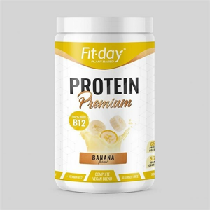 Fit-day Protein banán 900g
